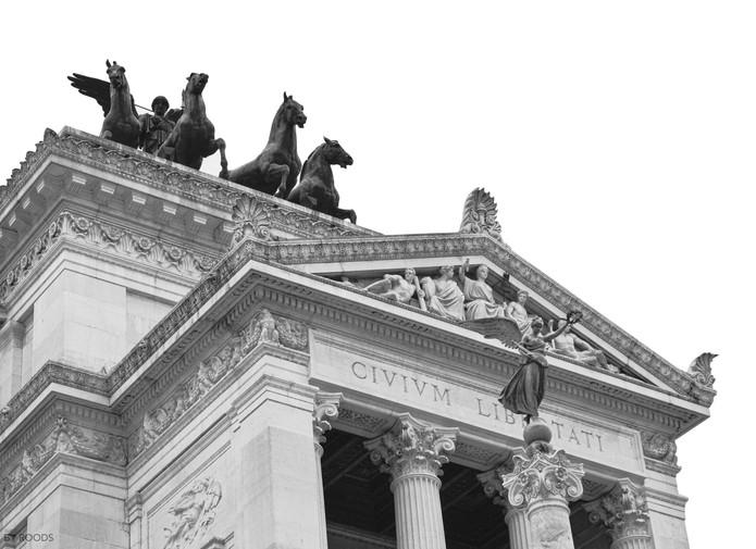 Conquer, Rome