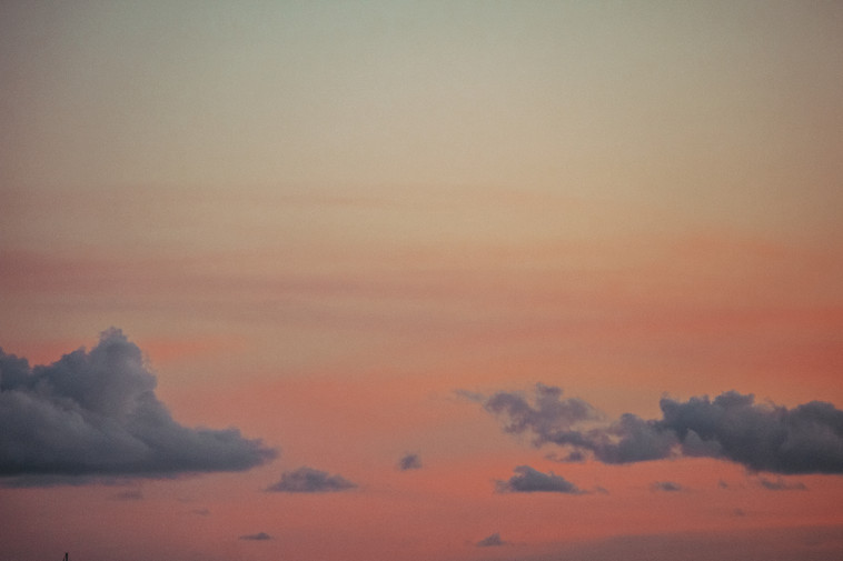 Candy Floss Skies
