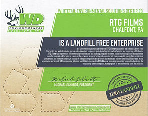 RTG WD Landfill Free Certificate.jpg