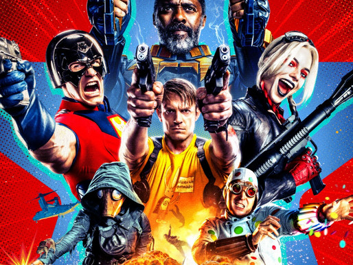 O Esquadrão Suicida - o filme está previsto para ser lançado em 5 de agosto de 2021 no Brasil