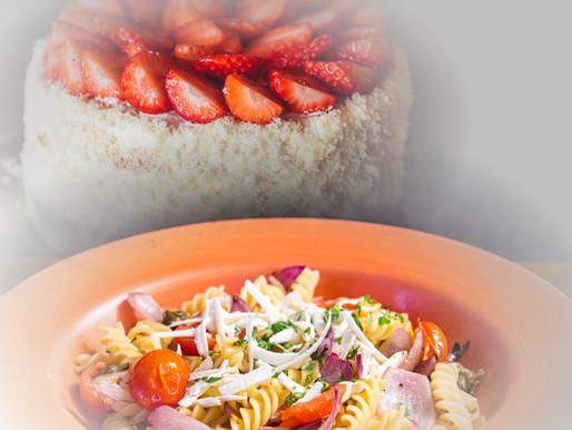Festas de família do chef Ettore Siniscalchi - delícias das alegres festas da grande família do Chef