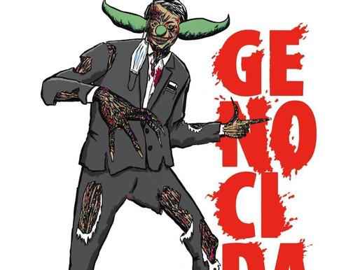 Caverjets - Genocidas - O quinto single do disco de estreia, O Manifesto Caverjetico.