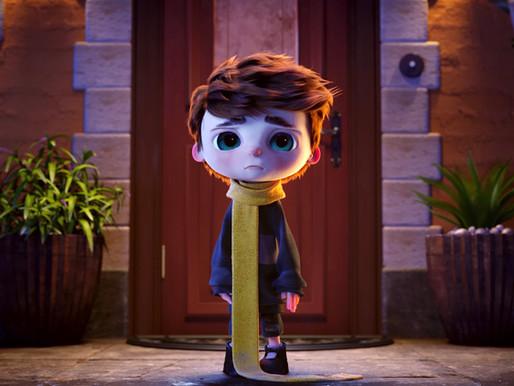 Umbrella -  o curta nos apresenta a história de Joseph - um menino que vive em um orfanato