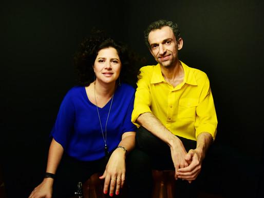 Reconvexo - Anat Cohen e Marcello Gonçalves - A canção de Caetano Veloso