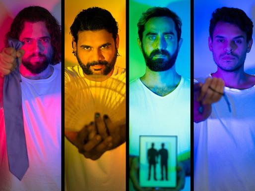 HOMO DOC - DOCUMENTÁRIO HÍBRIDO RETRATA QUESTÕES VIVIDAS POR LGBTQIA+