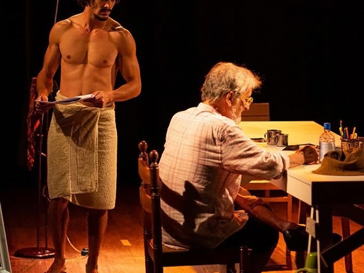 Depois Desse Dia Feliz - Hugo Carvalho participa de leitura dramática gratuita