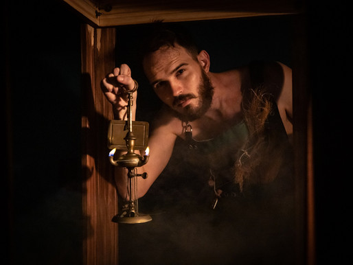 """À Mesa com Romeu e Julieta - projeto """"Shakespeare à la Carte"""""""