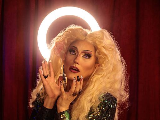 Mercedez Vulcão - 'Me Deixa Ser' - a estreia da cantora e drag queen