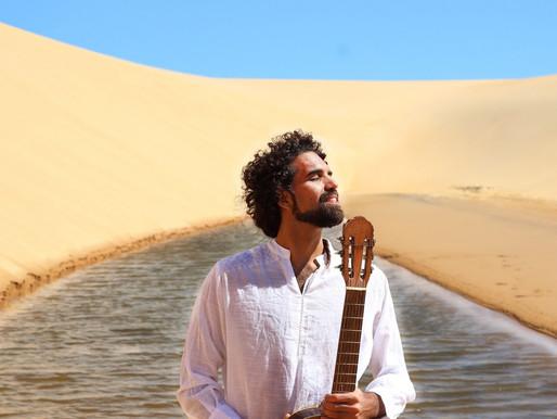 """Paulinho Araújo - """"Arrudeia"""" - O segundo álbum da carreira"""