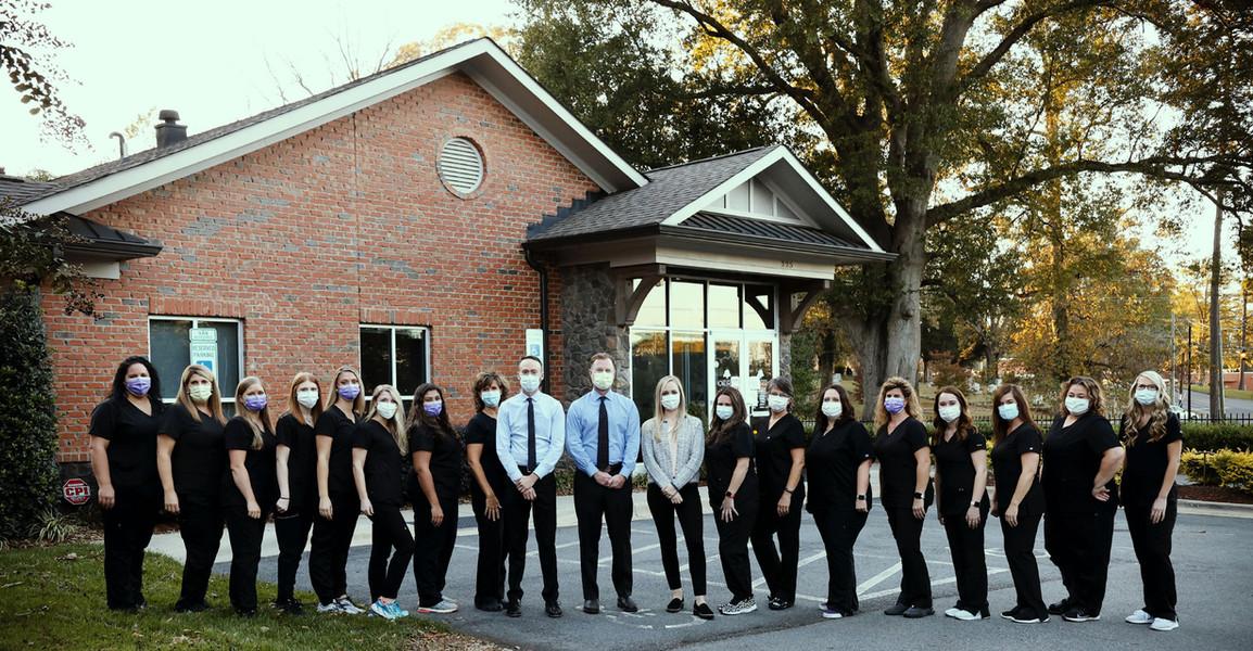 The Oblinger Family Dentistry Staff