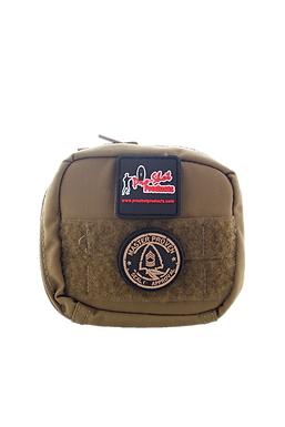 Molle Tactical Pouch- For Pull Through Cable Rod Systems
