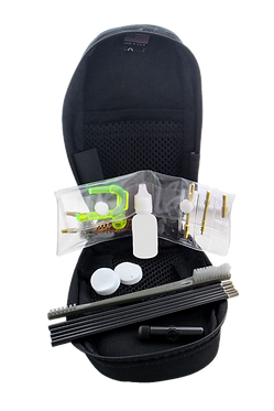 EACH STYLE OF KIT BLACK POUCH WITH EMPTY CLP BOTTLE