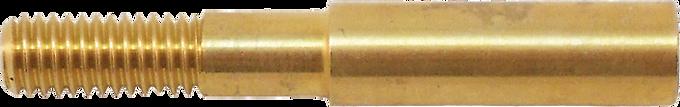 Military #8/36 thread to standard #8/32 thread adaptor