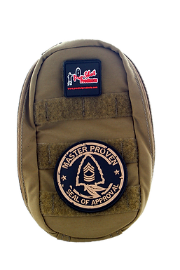Molle Tactical Pouch- For Cleaning Rod Systems