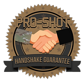 Pro-Shot Defense Handshake Guarantee Med