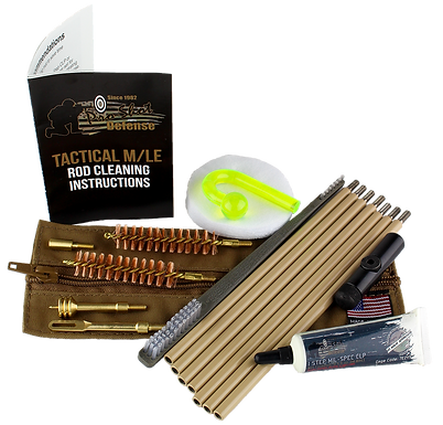 RUCK SERIES- .50 Cal. / 12.7mm Cleaning Kit