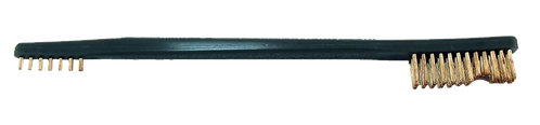 Gun Brush Double End - Bronze