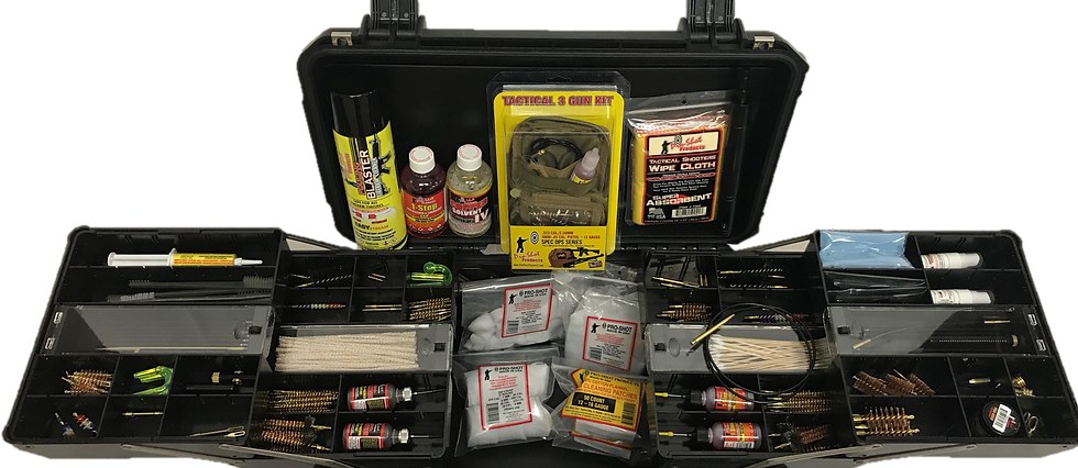 ARMORERS SMALL ARMS & LENS CLEANING KIT