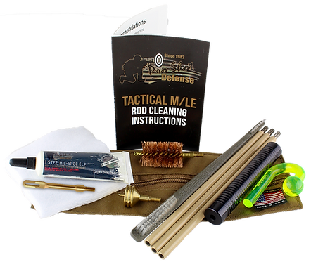 RUCK SERIES- 12 GA Tactical Shotgun Cleaning Kit