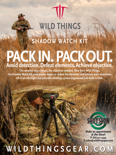 Wild Things Shadow Watch Kit