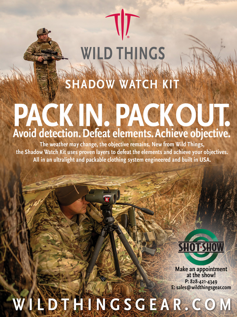 Wild Things Shadow Watch Kit