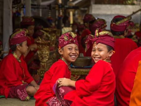 Balinese Ceremonies: Full Moon Ceremony