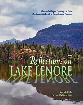 REFLECTIONS OF LAKE LENORE