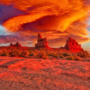 Southwest Landscape Art Photographs