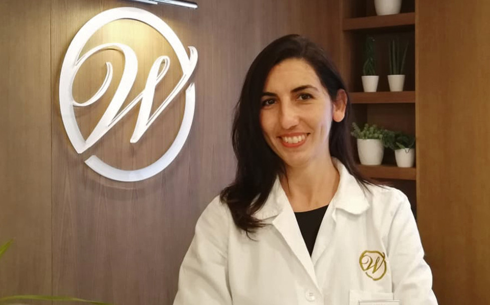 Dottoressa Sara Piga Dermatologa | Wellssuite Dermatologia