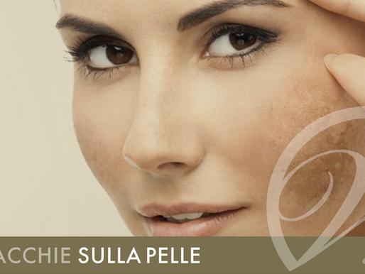 Macchie della pelle: come eliminarle