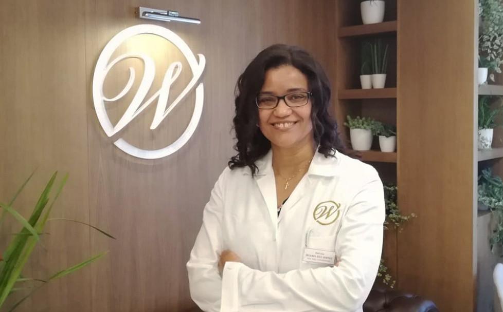 Dottoressa Betania Dos Santos | Wellssuite Reumatologia