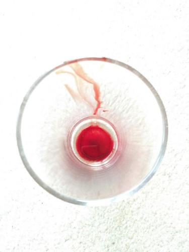 Kostbares Menstruationsblut