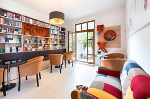 Fox Book Cafe