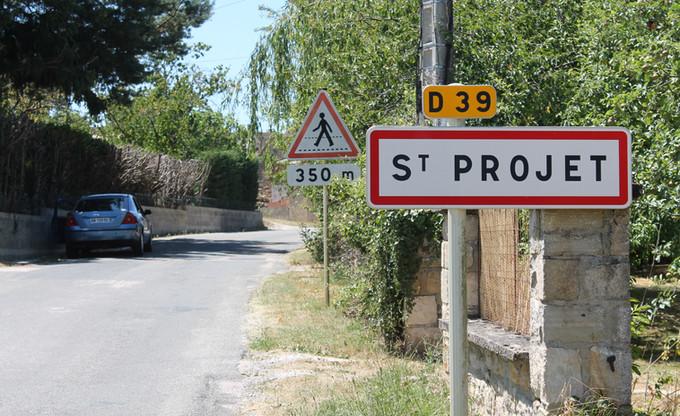 Saint Projet