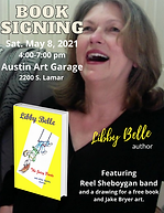 Book sign poster