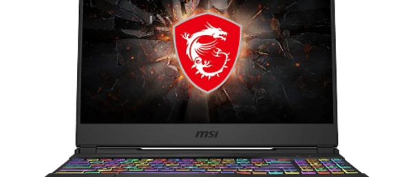 "MSI GL65 Leopard, Intel 9th Gen. i5-9300H, 15.6"" FHD Gaming Laptop"