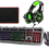 Thumbnail: GAMING Combo-Keyboard,mouse,Headphones,Mouse pad.