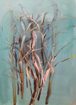 stromy_akryl na plátně