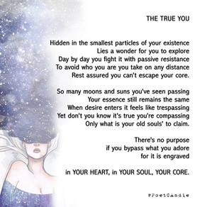THE TRUE YOU