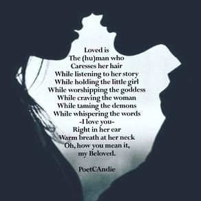 LOVED IS -MY BELOVED