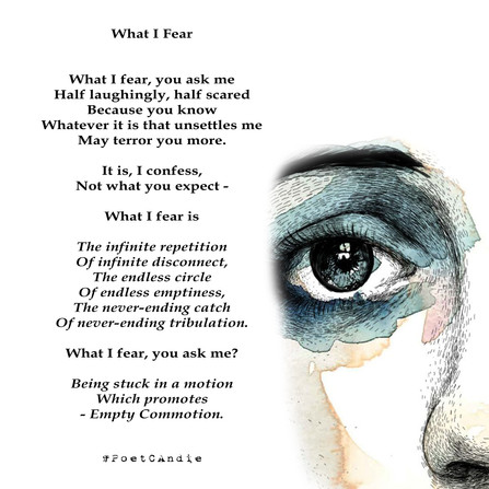 WHAT   I   FEAR