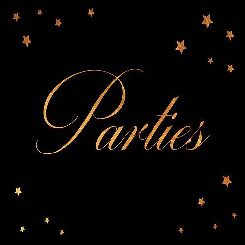 PARTIES (soirées)