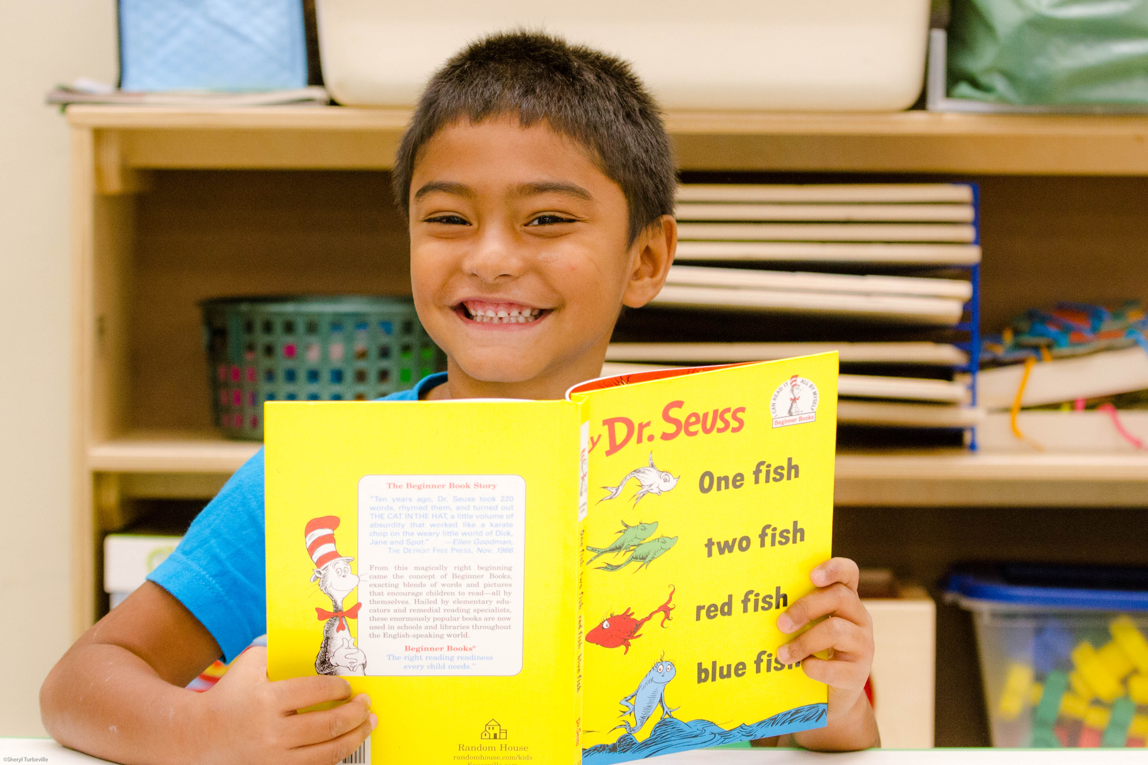 Young Readers at Kamaile