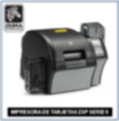 Impresora Zebra ZXP SERIE 9