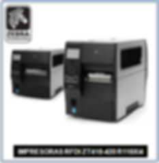 Impresora Zebra ZT410-420