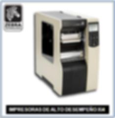 ImpresoraS Zebra Xi4