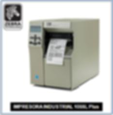 Impresora Zebra 1055L Plus