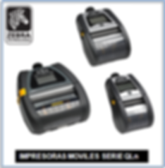 Impresoras Zebra QLn220-320-420