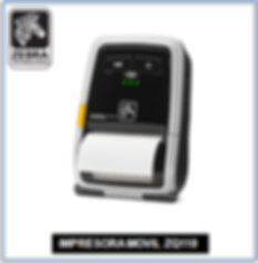 Impresora Zebra ZQ110