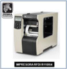 Impresora Zebra R110Xi4